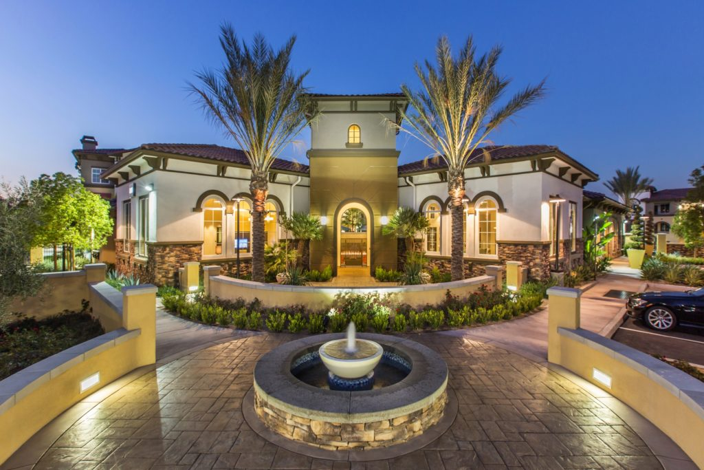 capriana-at-chino-hills-entry landscape design
